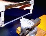 Cómo hacer una estantería de madera y metal