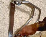 Soporte plegable para bicicletas