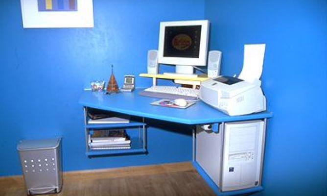 Mesa rinconera para el ordenador bricoman a - Mesa rinconera para cocina ...