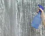 Cómo eliminar el gotelé al temple
