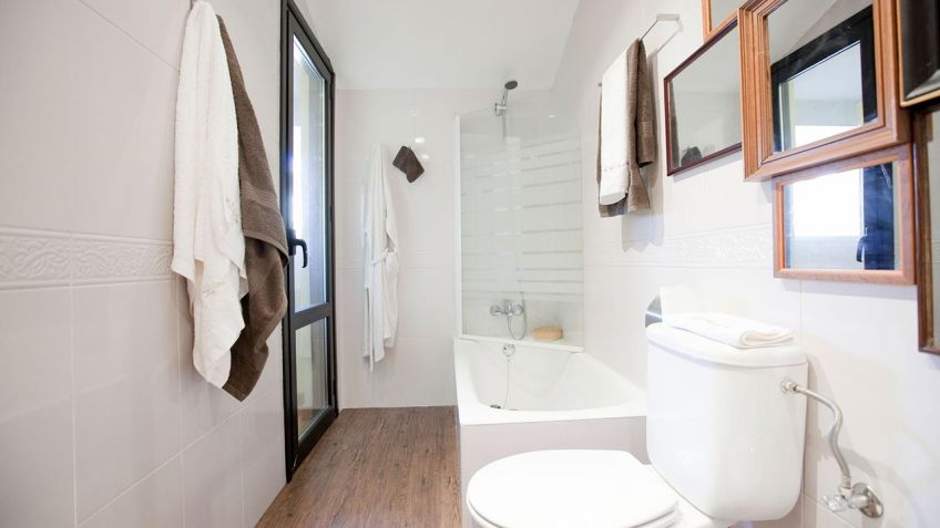 Modernizar el baño sin hacer obras - Decogarden