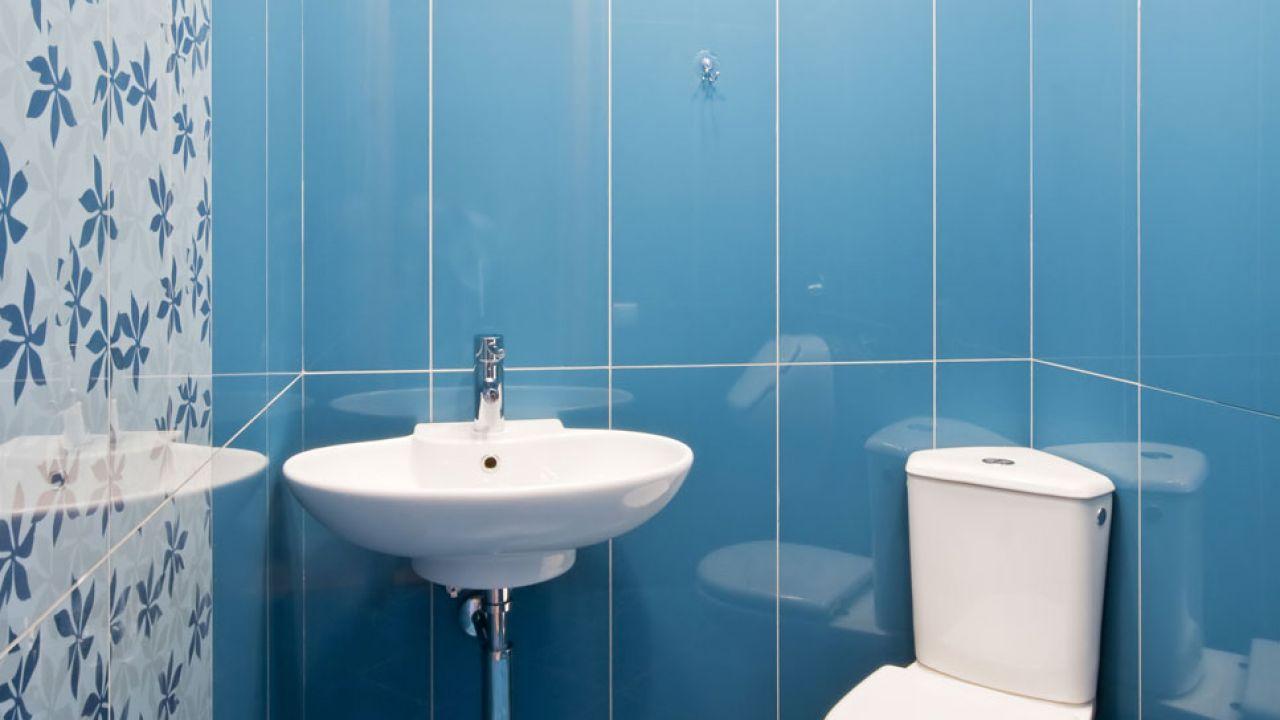 Ideas para decorar el baño en color azul - Combinar colores