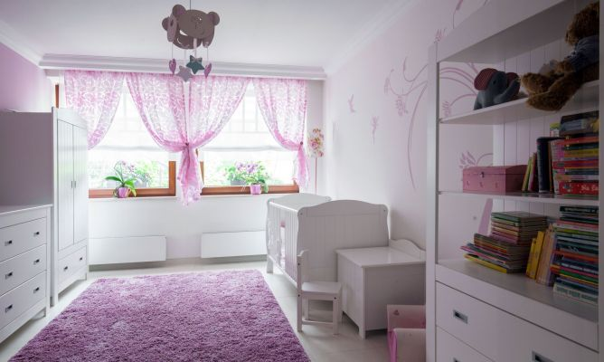 3 ideas para decorar una habitaci n infantil decogarden - Ideas para decorar una habitacion de nina ...