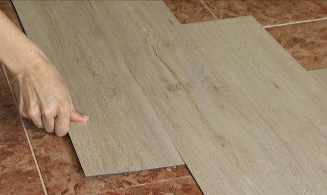C mo hacer los remates del suelo vin lico decogarden - Como quitar rayones del piso vinilico ...