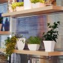 10 estanterías para la cocina