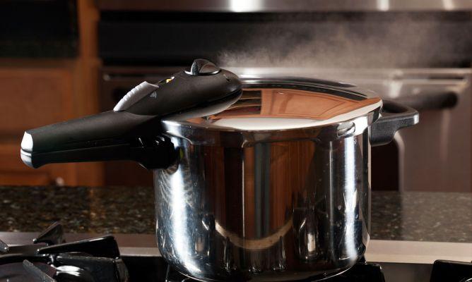 Consejos para cocinar en la olla r pida olla a presi n - Olla para cocinar ...