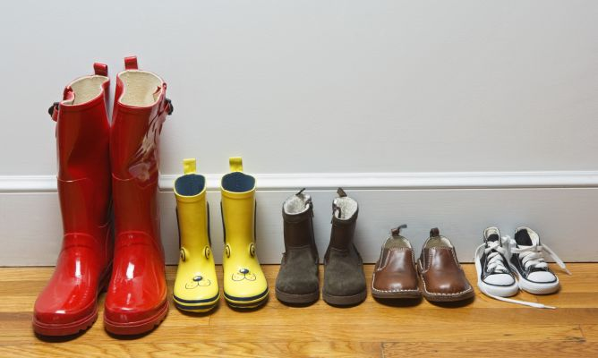 5 Tips Para Guardar Los Zapatos Hogarmania