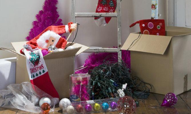 8 consejos para guardar la decoraci n navide a hogarmania - Consejos de decoracion ...