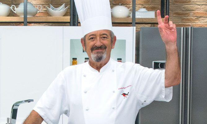 Las recetas de karlos argui ano del 16 al 20 de diciembre for Cocina carlos arguinano