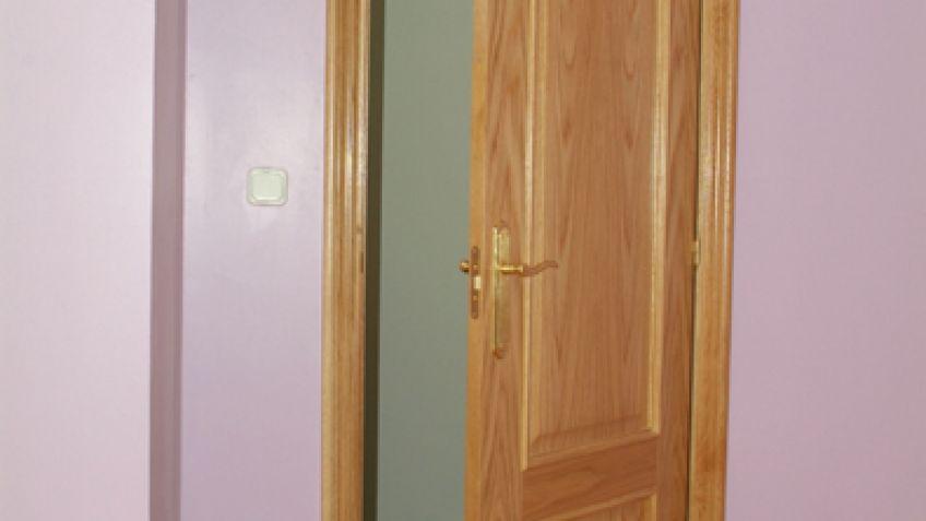 Cómo colocar una puerta - Bricomanía