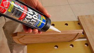 Reparar tabla de cocina