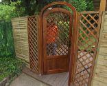 Puerta para la terraza