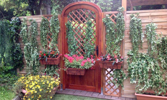 Puerta para la terraza bricoman a - Puerta terraza ...