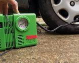 Kit para arreglar un pinchazo de rueda