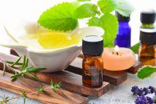 infusión de baño de citronela y romero