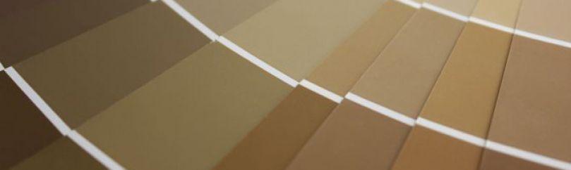 Tonos o colores tierra en decoraci n - Tonos de colores para paredes ...