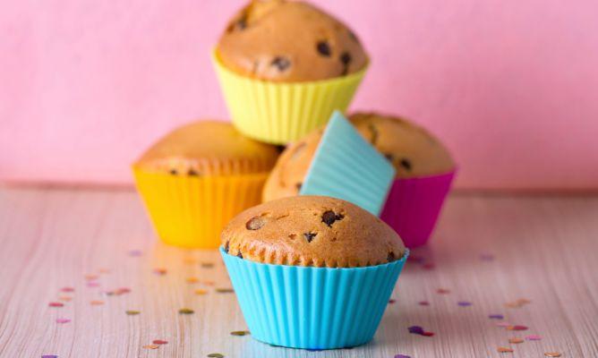 C mo limpiar moldes de silicona hogarmania - Moldes cupcakes silicona ...