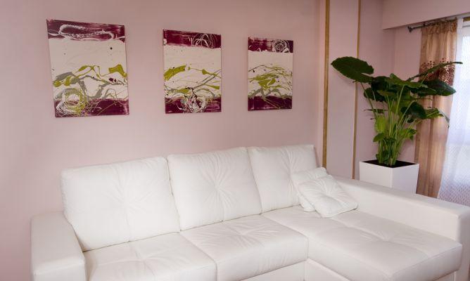 C mo hacer cuadros para una composici n decogarden - Composicion cuadros pared ...