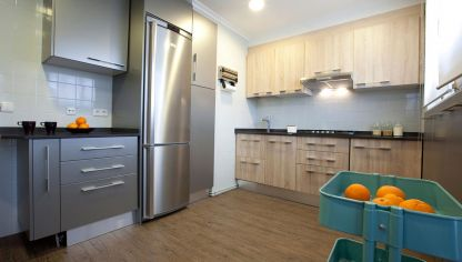 Cocina r stica renovada decogarden for Programa amueblar habitacion