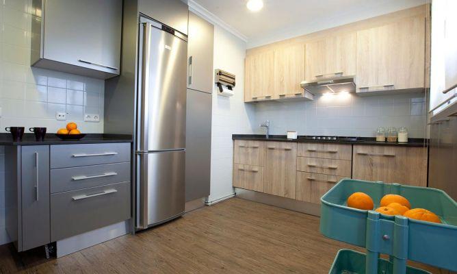 Amueblar y modernizar la cocina decogarden - Amueblar una cocina ...