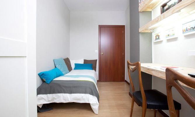Decorar rinc n de trabajo en una habitaci n peque a - Como decorar una habitacion pequena juvenil ...