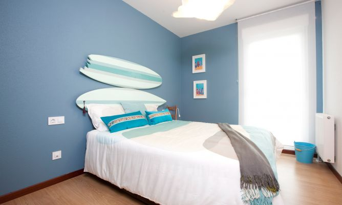 Decorar habitaci n surfera decogarden - Decoracion surfera ...