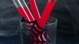 Bebidas para una fiesta de Halloween