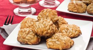 Panellets de pi�ones