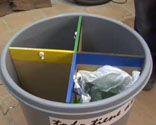 Paso 7 - cubo de reciclaje