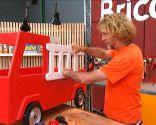 Cómo hacer una cuna con forma de camión