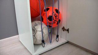 Mueble para balones