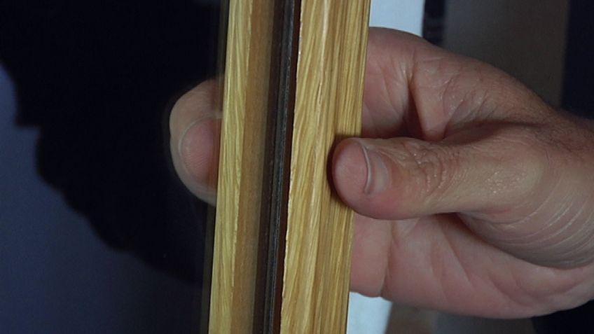 reparar perfil tirador bricomana
