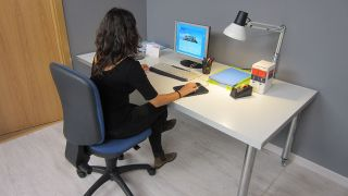 Hacer una mesa escritorio