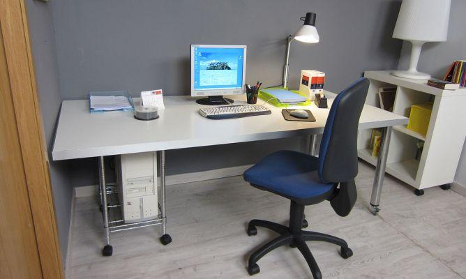 hacer una mesa escritorio bricoman a