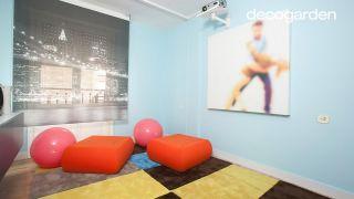 Decorar una habitación para baile y deporte en casa - Paso 7