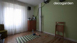 Decorar una habitación para baile y deporte en casa - Paso 1