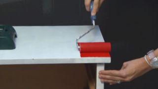 Cómo modernizar un baño viejo sin hacer obra - Paso 4