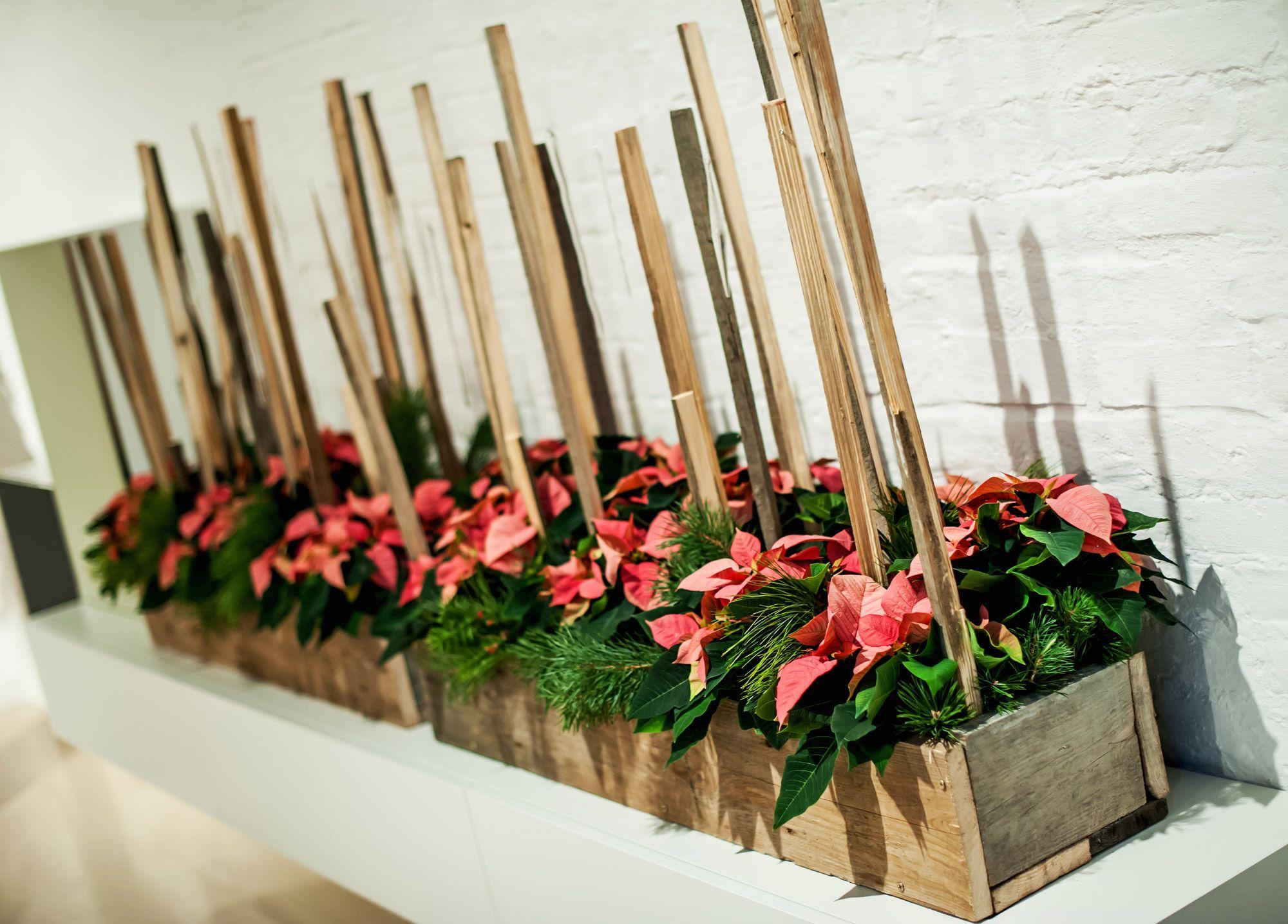 Decoraci n navide a de estilo vintage hogarmania - Decoracion navidena para exteriores ...