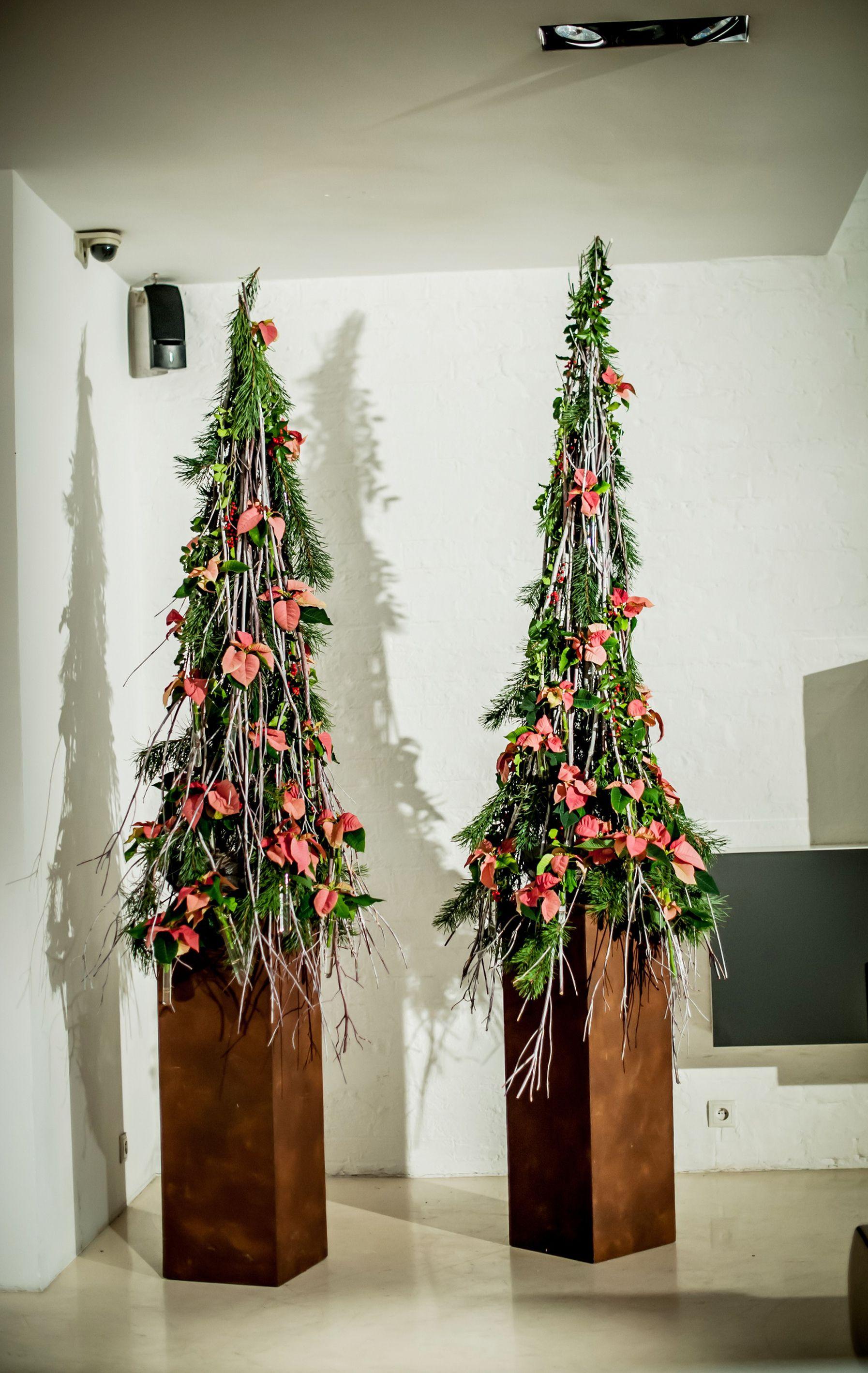 Decoración navideña de estilo vintage