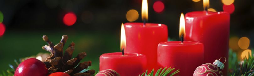 Resultado de imagen de Vela de Navidad
