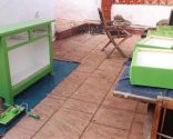 Paso 2 - Mueble auxiliar de cocina estilo provenzal