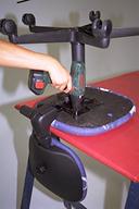 Tapizar silla giratoria bricoman a - Como tapizar una silla con respaldo ...