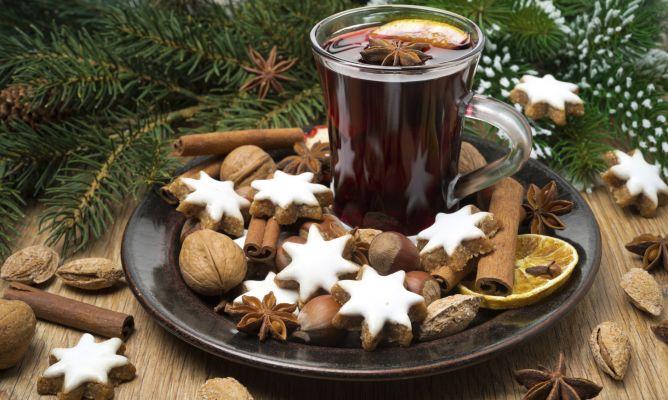 Receta de Vino caliente especiado de Navidad - Hogarmania 8ebd087f8a4