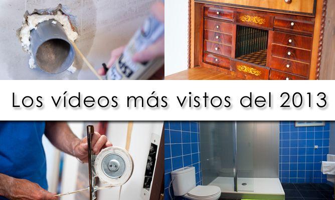 Los 5 v deos de bricolaje m s vistos en 2013 hogarmania - Programa de bricolaje ...