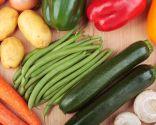 plato equilibrado - vegetales