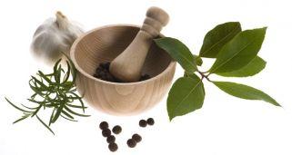 Ratatouille para personas con sobrepeso colesterol o for Plantas aromaticas para cocinar