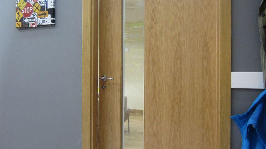 Crear una ventana en una puerta - Bricomanía