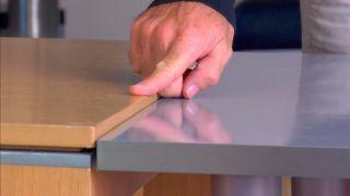 Hacer una mesa auxiliar