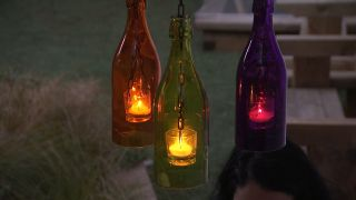 Botellas luminosas para decorar y crear ambiente en San Juan