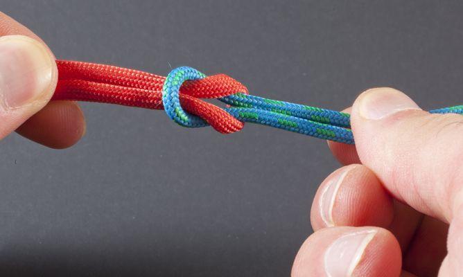 C mo hacer un nudo para la cuerda de tender la ropa - Nudo para tendedero ...